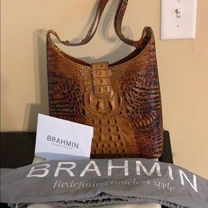 Brahmin hobo style mint condition